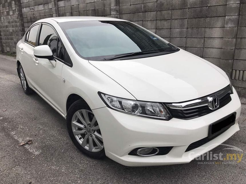 honda civic 2012 s i vtec 1 8 in negeri sembilan automatic sedan white for rm 69 800 3817281. Black Bedroom Furniture Sets. Home Design Ideas