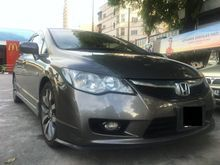 2006 HONDA CIVIC 1.8 I VTEC FULL BODYKIT 17inch Sport Wheel Please Call For Best Price