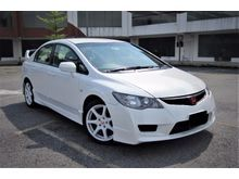 2012 Honda Civic 1.8 WITH BODYKIT TYPE R. JUST DRIVE