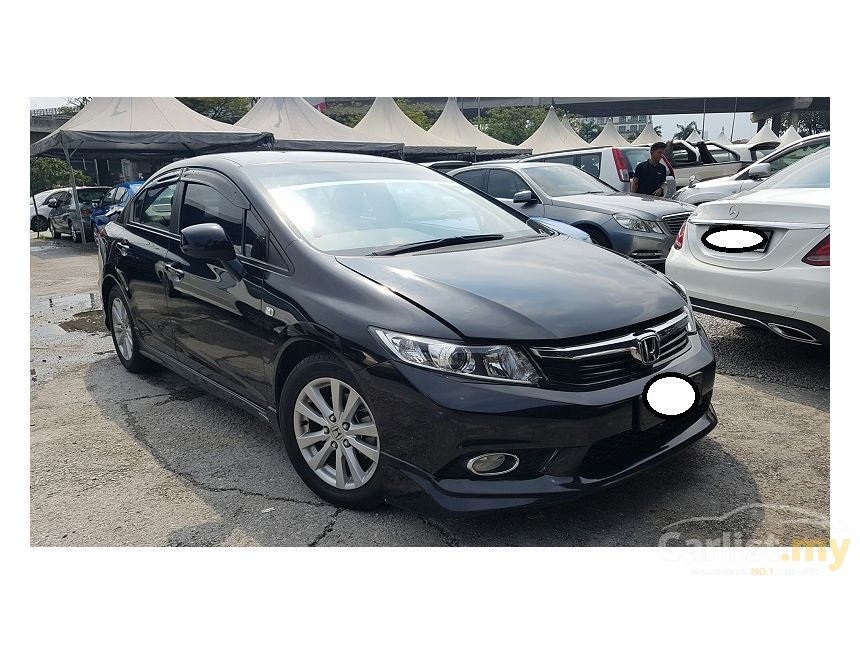 honda civic 2013 s i vtec 1 8 in kuala lumpur automatic. Black Bedroom Furniture Sets. Home Design Ideas