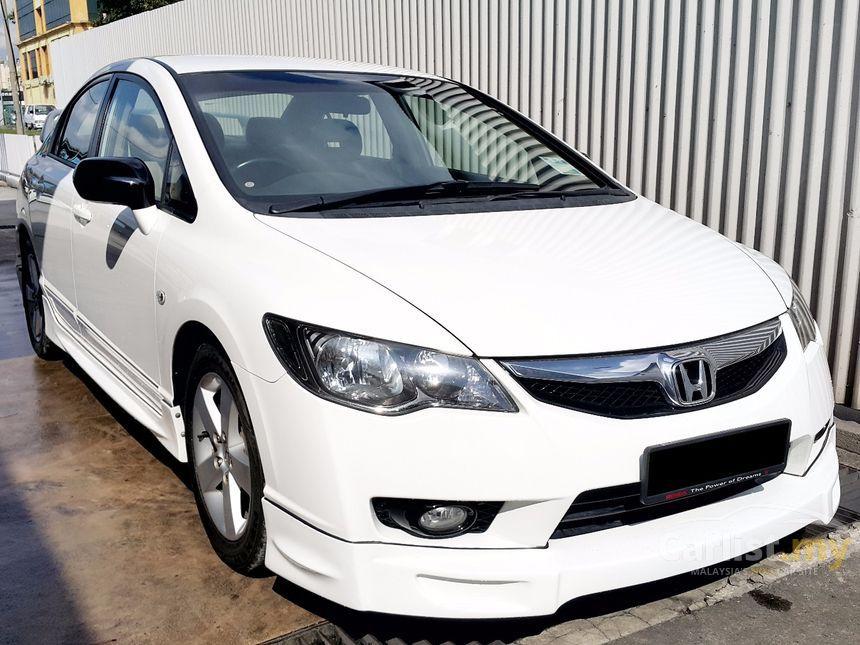 Honda Civic 2009 S i-VTEC 1.8 in Selangor Automatic Sedan ...