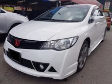 Honda Civic 2.0 (A) Sedan MUGEN RR BODYKIT KING CONDITION VVIP OWNER
