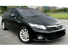 2015 Honda Civic 1.8 S (A) TIP TOP CONDITION LIKE NEW