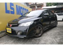 (ORIGINAL YEAR MADE 2008)(MUGEN RR KIT)(FREE 1YEAR WARRANTY)(1OWNER ACC FREE,ORI MILEAGE)RM O D.PAYMENT,FULL LOAN,MONTHLY 850 ONLY,4NEW TYRE,LIKE NEW