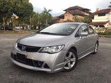 2008 Honda Civic 1.8 FD Sedan MUGEN RR