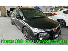 2012 Honda Civic 2.0 FD2 Modulo Facelift Like New Full Loan