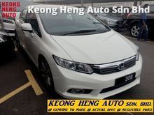 (ACTUAL YR MADE 2O13)(INCLU GST)(WARRANTY TIL 2O18)(FACELIFT)(FULL SERVICE RCD)(LOW MIELAGE)(1 OWNER)(VERY TIPTOP) HONDA CIVIC 2.0 S I-VTEC SEDAN
