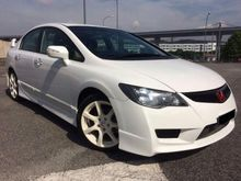 2008 Honda Civic 1.8 (A) TYPE R BODYKIT - LEATHER SEAT - JUST DRIVE AND NO REPAIR
