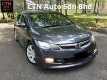 2007 Honda Civic FD 2.0 (A) I-VTEC FULL BODYKIT SPORT RIM HI-SPEC