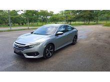 2016 Honda Civic 1.5 TCP Sedan