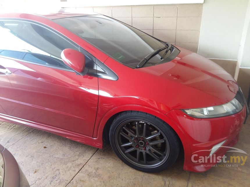 honda civic 2008 type r 2 0 in selangor manual sedan red for rm 92 000 3444598. Black Bedroom Furniture Sets. Home Design Ideas