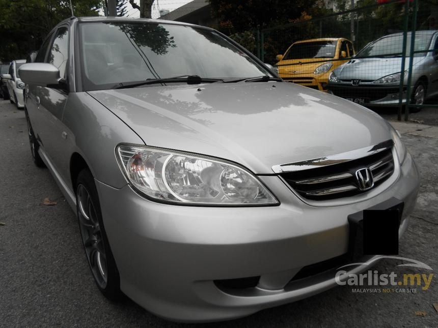 2005 honda civic ferio 1.7