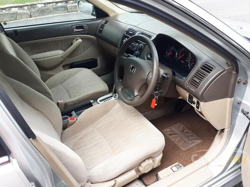 2005 Honda Civic VTEC Sedan