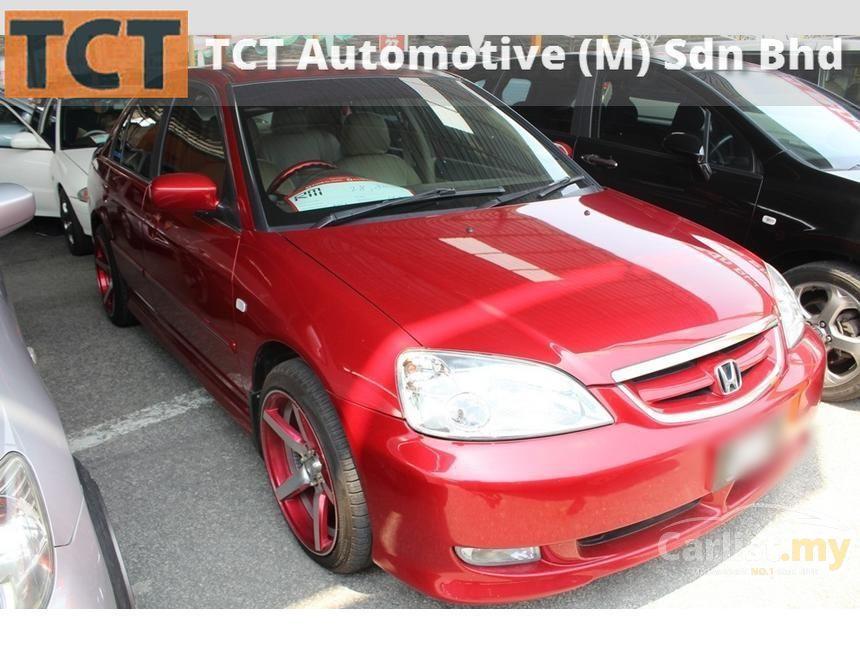 2003 Honda Civic VTi Sedan