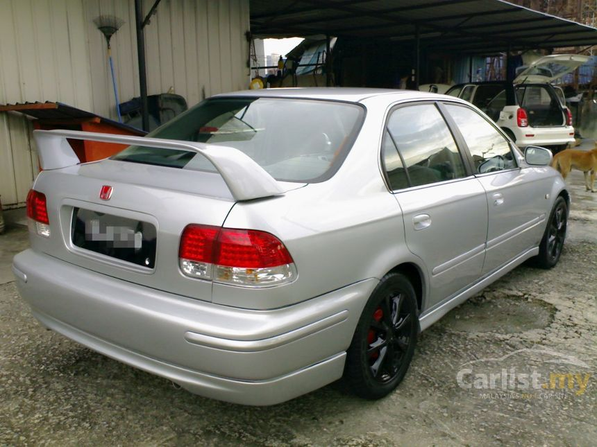 honda civic 1997 vti 1 6 in kuala lumpur automatic sedan silver for rm 16 600 3452078. Black Bedroom Furniture Sets. Home Design Ideas