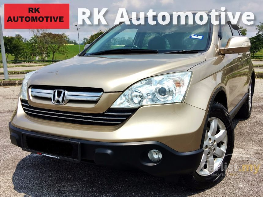 honda cr v 2008 i vtec 2 0 in kuala lumpur automatic suv gold for rm 46 800 3578992. Black Bedroom Furniture Sets. Home Design Ideas
