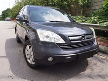 HONDA CR-V 2.0 i-VTEC SUV 4WD TIP-TOP CONDITION DIRECTOR OWNER TEST DRIVE WELCOME 2008