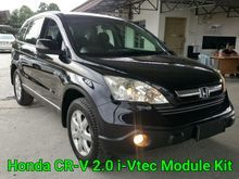 2010 Honda CR-V 2.0 i-VTEC FACELIFT MUGEN SPEC LMTD LEATHER SEAT FULL LOAN