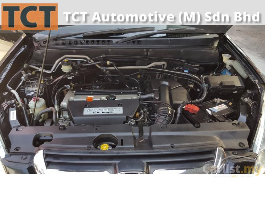 2004 Honda CR-V i-VTEC SUV