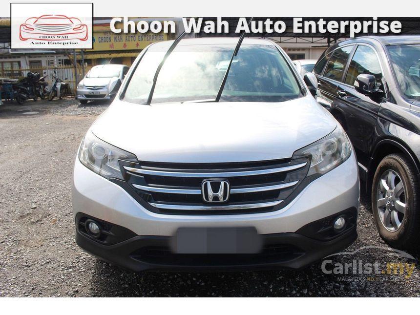 2014 Honda CR-V i-VTEC SUV