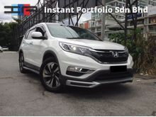 2015 Honda CR-V 2.4 i-VTEC - Full Service Record - Under Warranty