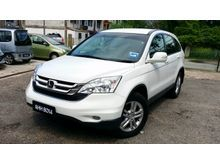 2010 Honda CR-V 2.0 i-VTEC Face-Lift Model