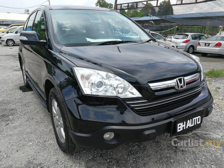 honda cr v 2007 i vtec 2 0 in kuala lumpur automatic suv black for rm 49 000 3710209. Black Bedroom Furniture Sets. Home Design Ideas