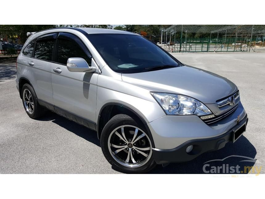 honda cr v 2008 i vtec 2 0 in kuala lumpur automatic suv silver for rm 67 800 2659759. Black Bedroom Furniture Sets. Home Design Ideas