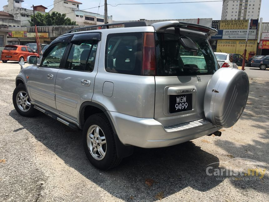 honda cr v 2000 2 0 in kuala lumpur automatic suv silver for rm 18 600 3577275. Black Bedroom Furniture Sets. Home Design Ideas