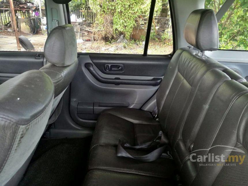 2001 Honda CR-V SUV