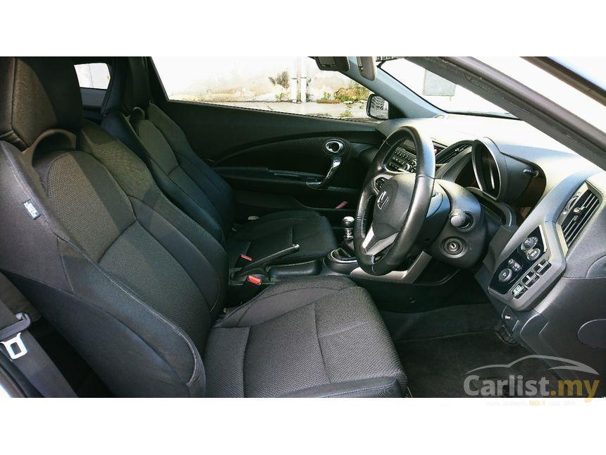 2011 Honda CR-Z Hybrid Hatchback