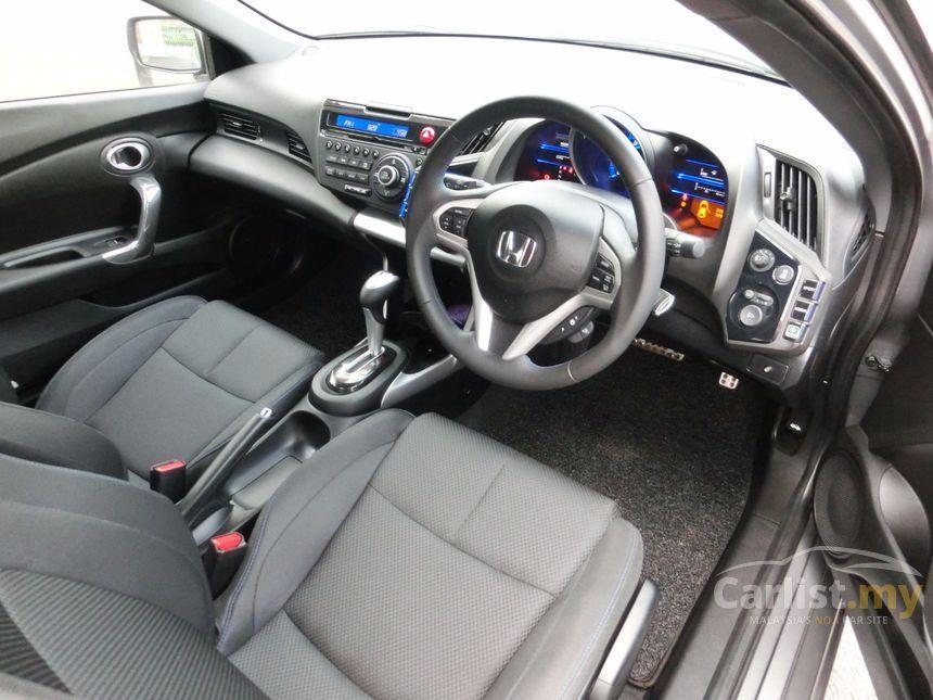 2012 Honda CR-Z Hybrid Hatchback