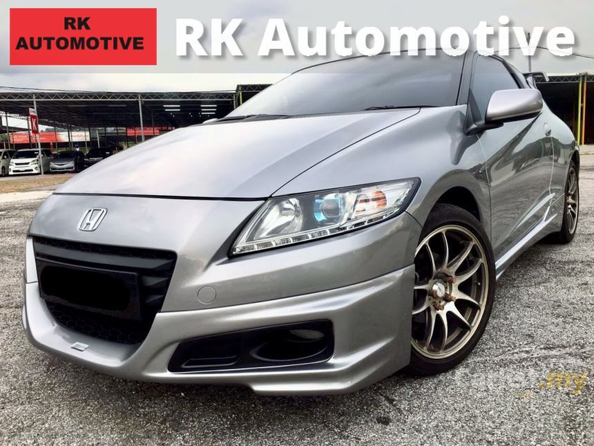 used honda cr z manual