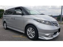 2010 Honda Elysion 2.4 (A) 2 POWER DOOR - NO PROCESSING FEES - SUNROOF - 7 SEATER - JUST DRIVE AND NO REPAIR
