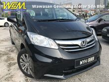 2013 Honda Freed 1.5 E MPV (A) 7 SEATER SAVE PETROL WEEKEND USE TIP TOP LIKE NEW MONTHLY 549