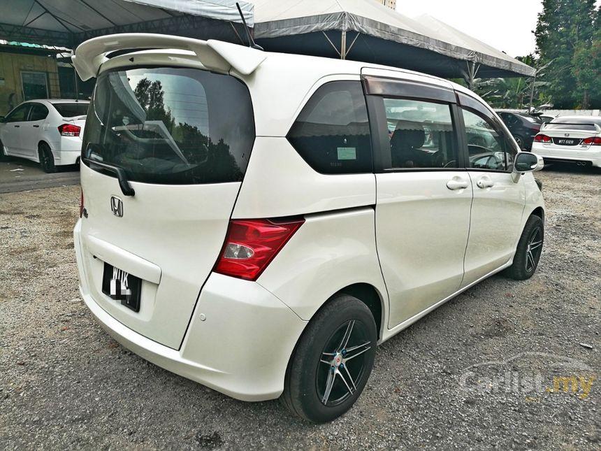 Jual Kereta Honda Freed 2010 E i-VTEC 1.5 di Selangor ...