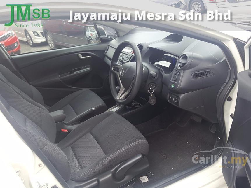 2011 Honda Insight Hybrid Hatchback
