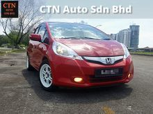 2012 Honda Jazz 1.3 Hybrid Hatchback FULL SPEC TOUCH SCREEN REVERSE CAMERA TIP TOP CONDITIONS
