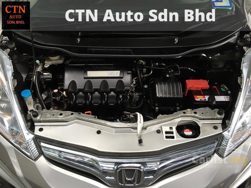 2012 Honda Jazz Hybrid Hatchback