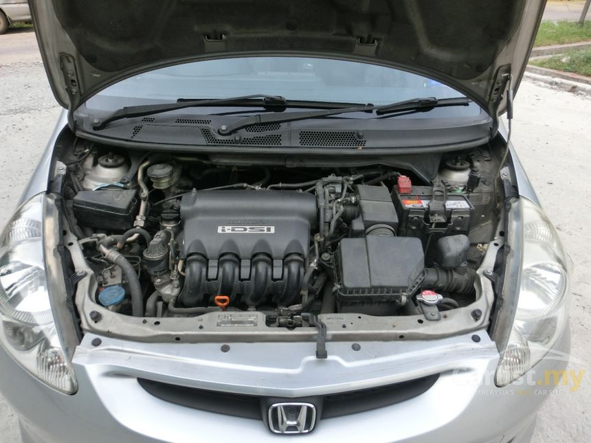 2006 Honda Jazz i-DSI Hatchback