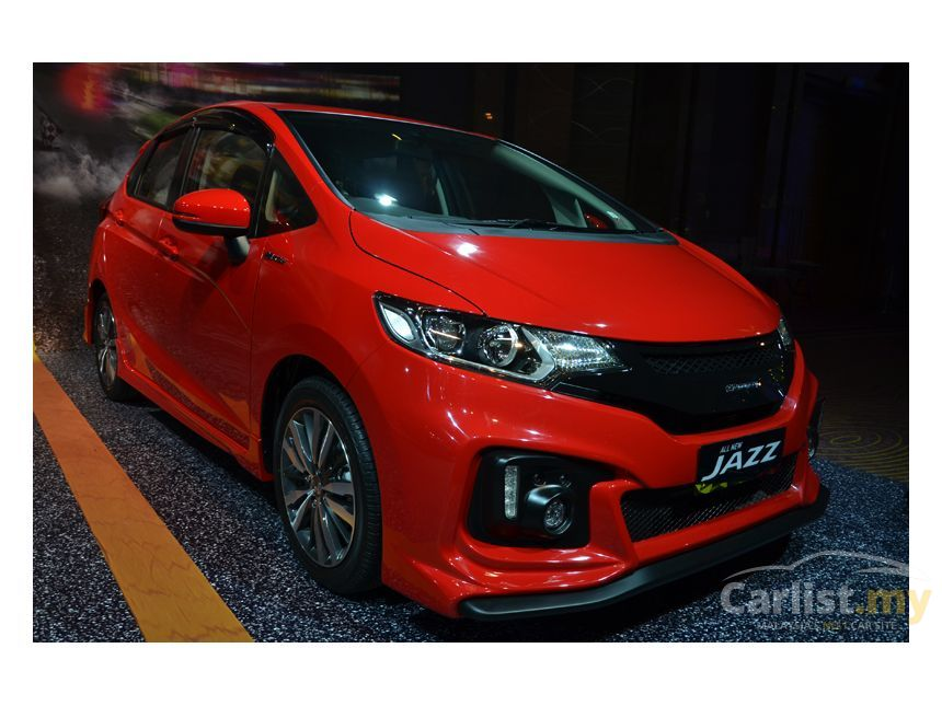 honda jazz 2017 s i vtec 1 5 in kuala lumpur automatic hatchback red for rm 66 800 3486711. Black Bedroom Furniture Sets. Home Design Ideas