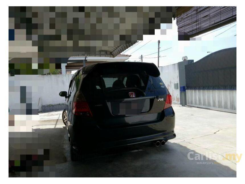Honda Jazz 2004 VTEC 1.5 in Kedah Automatic Hatchback Black for RM 29,000 - 3818453 - Carlist.my