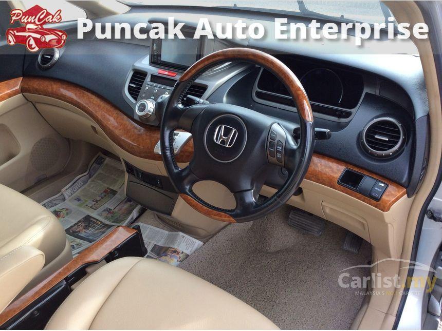 2004 Honda Odyssey i-VTEC MPV