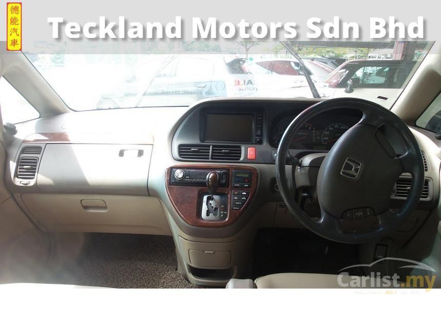 2002 Honda Odyssey MPV