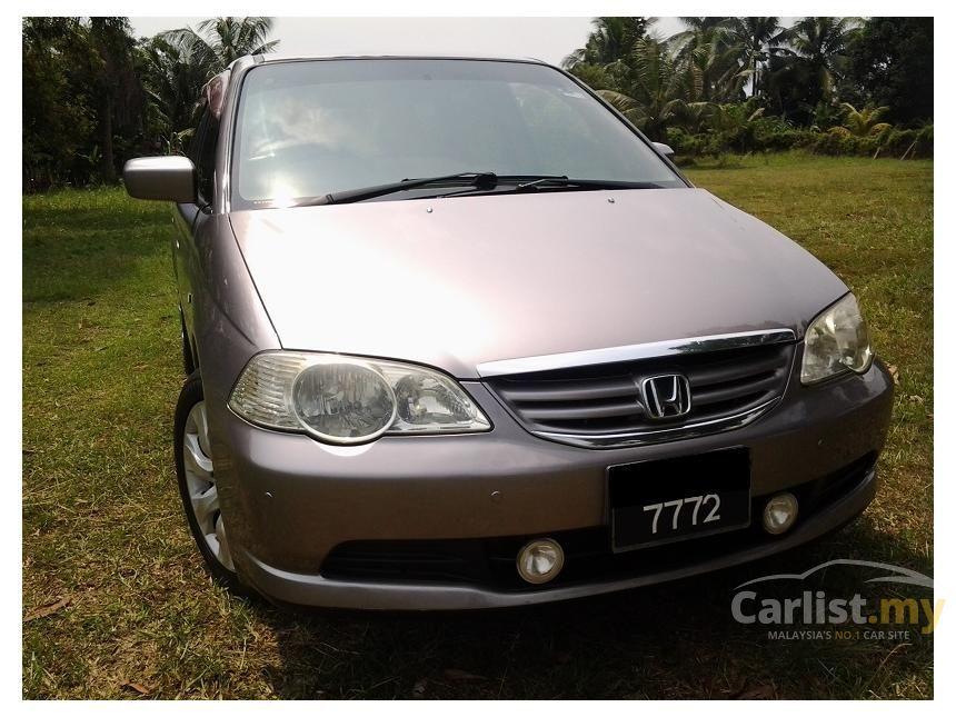 2003 Honda Odyssey MPV