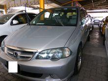 2002 Honda Odyssey 2.3 MPV