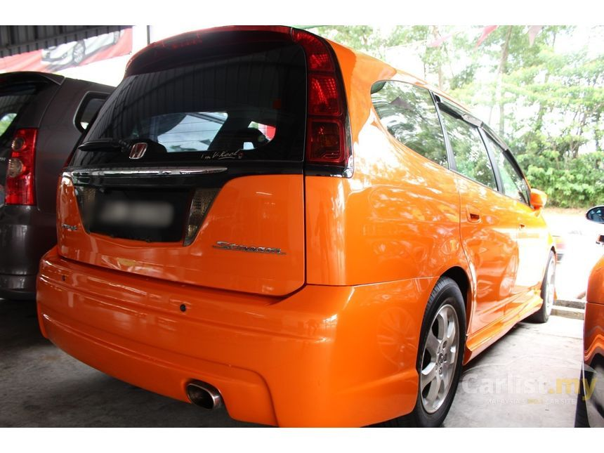 Honda Stream 2005 Iv 2 0 In Johor Automatic Mpv Orange For
