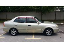 Urgent_2004 Hyundai Accent 1.5 L Sedan