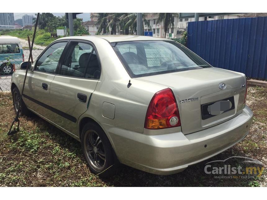 2006 Hyundai Accent L Sedan
