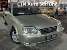 2004 Hyundai Accent 1.5 L Sedan TIP TOP CONDITIONS TYRE LIKE NEW MUST VIEW